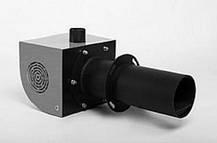 Двухконтурный пеллетный котел с горелкой для пеллет DM-STELLA 20 кВт, фото 3