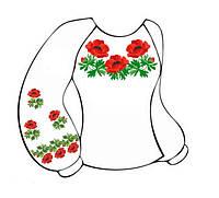 Заготовки вышиванки для девочки