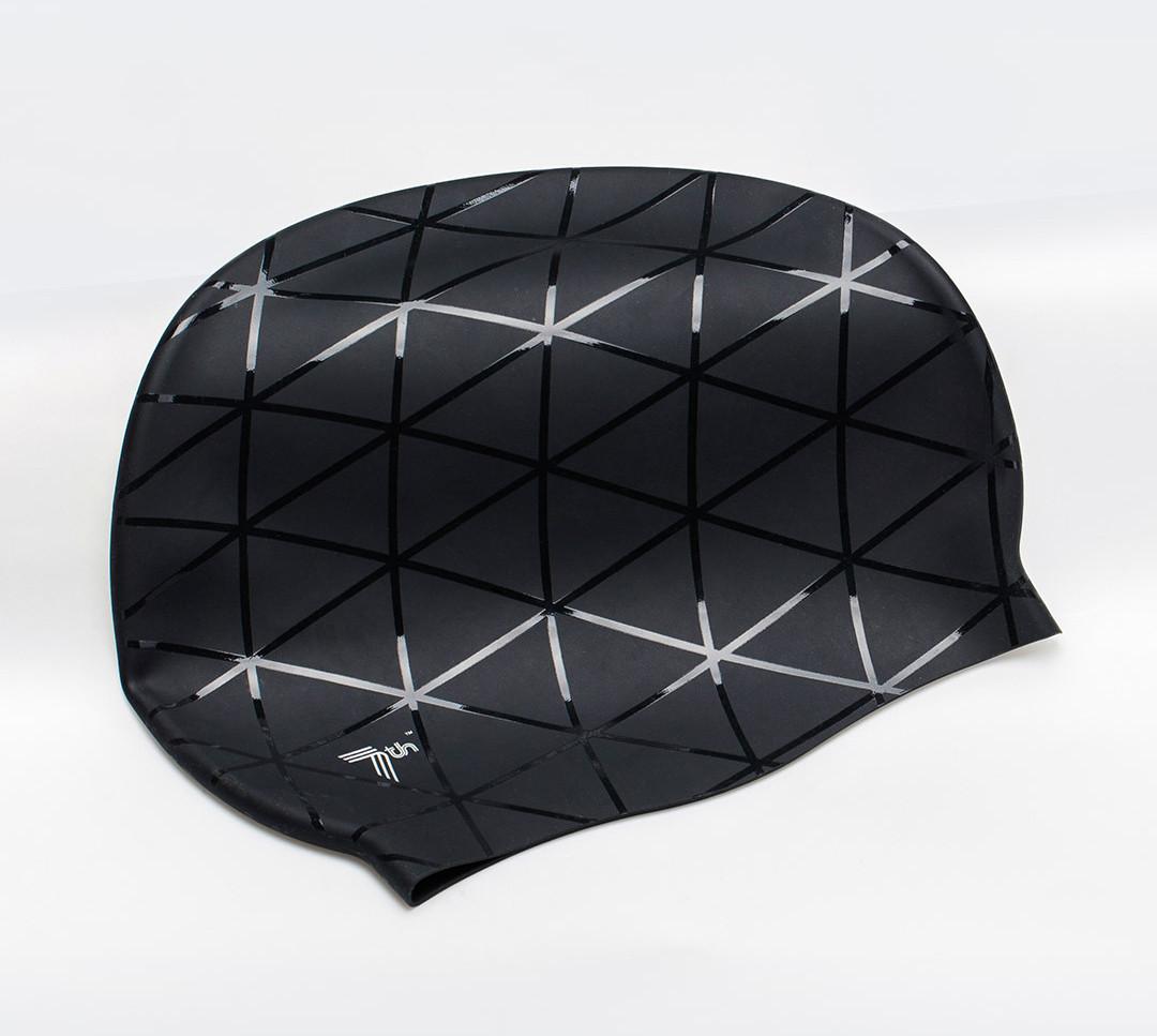 Шапочка для плавания Xiaomi TS Turok Steinhardt Adult Swimming Black