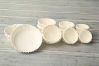 Бумажные капсулы для выпечки кексов (∅ 45 мм), 100 шт, фото 1