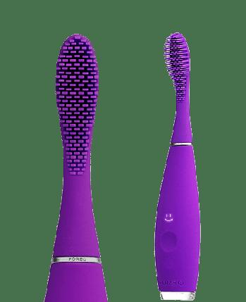 Foreo LUNA ISSA mini  Enchanted Violet Силиконовая зубная электрическая щетка, фото 2