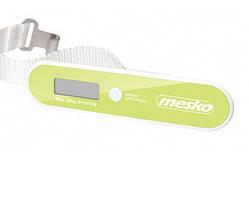 Весы багажные кантер Mesko MS 8147G Green