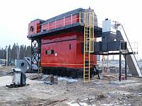 """Промышленный котел на биомассе и отходах древесины """"Комконт СН COMPACT"""" 4500 квт"""