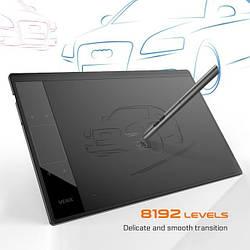 Uрафический планшет с сенсорной панелью VEIKK A30