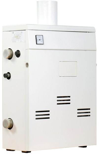 Котлы газовые дымоходные термо-бар