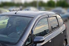 Вітровики (4 шт) - Honda Jazz III 2009-2013 рр.