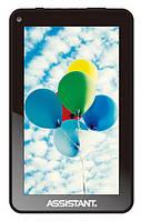 Дешевый планшет Assistant AP-719. 4 Гб. Качественный планшет. Планшет на гарантии. Интернет магазин.Код:КТМТ47
