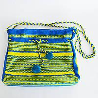 Тканая сумка-торба большая