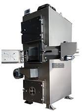 Твердотопливный ДВУХКОНТУРНЫЙ котел пиролизный DM-STELLA 50 кВт, фото 2