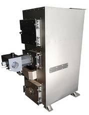 Твердотопливный ДВУХКОНТУРНЫЙ котел пиролизный DM-STELLA 50 кВт, фото 3