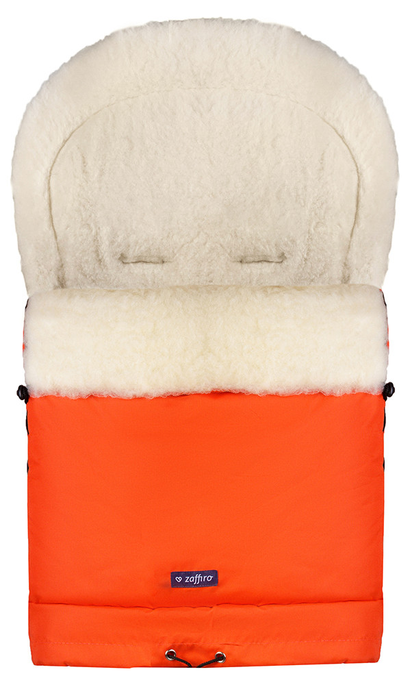 Зимний конверт Womar (Zaffiro) №20 с удлинением  т.оранжевый
