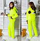 """Дитячий махровий домашній костюм підліток 074 """"Міккі"""" в кольорах, фото 8"""