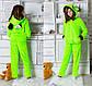 """Дитячий махровий домашній костюм підліток 074 """"Міккі"""" в кольорах, фото 2"""