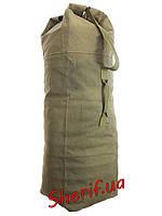 Баул (сумка-рюкзак) MIL-TEC морской US OLIVE, 125х75 см 13849001