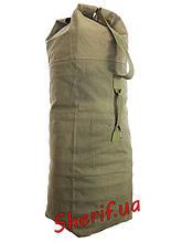 Баул (сумка-рюкзак) MIL-TEC морской US OLIVE, 125 х 75 см 13849001