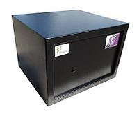 Мебельный сейф БС-25М.К.9005