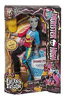 Monster High Freaky Fusion Neighthan Rot - Нейтан Рот Причудливая смесь