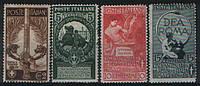 Италия 1911 - полная серия - poste italiane