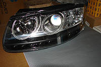 Комплект фар головного света Hyundai Santafe 06- (ТЮНИНГ)