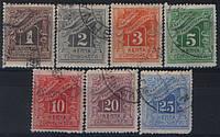 Греция доплатные марки