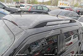 Рейлинги Skyport (черные) - Nissan Juke 2010+