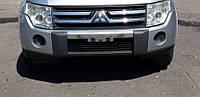 Бампер передний Mitsubishi Pajero Wagon 4, 2007 г.в. 6400A416HA