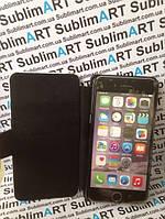 2D чехлы-книжки под сублимацию на iPhone 4/4S, 5/5S, 6, 6 Plus