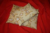 Органик-подушка с наполнением из гречневой лузги