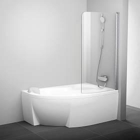 Шторы для ванн серии Rosa CVSK1 Rosa 100 см