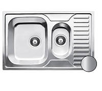 Кухонная мойка Galati Petrika Satin