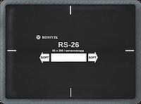 Пластир радіальний RS-26 (85х260 мм, МЕТАЛОКОРД) Россвик, фото 1