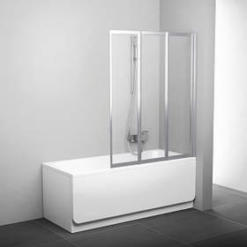 Штора для ванны BeHappy VS3 115 см