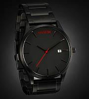 Наручные часы MVMT The 40 Series - Black, черные наручные часы, часы милитари