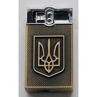 Зажигалка Украина №4114, качественный товары,сувениры для мужчин,украинские сувениры