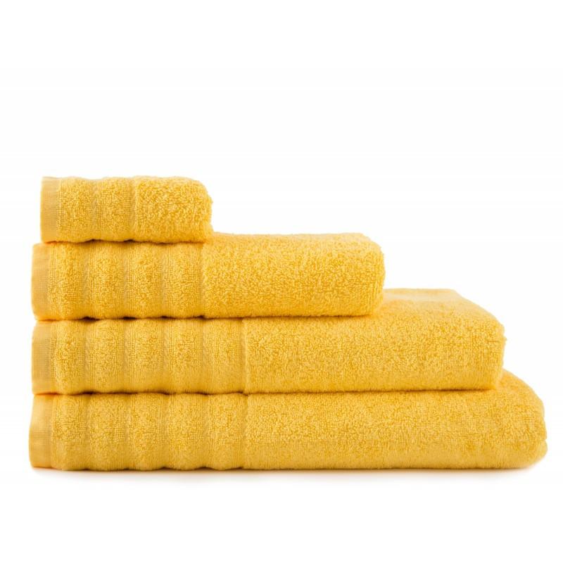 Полотенце Irya - Alexa sari желтый 90*150