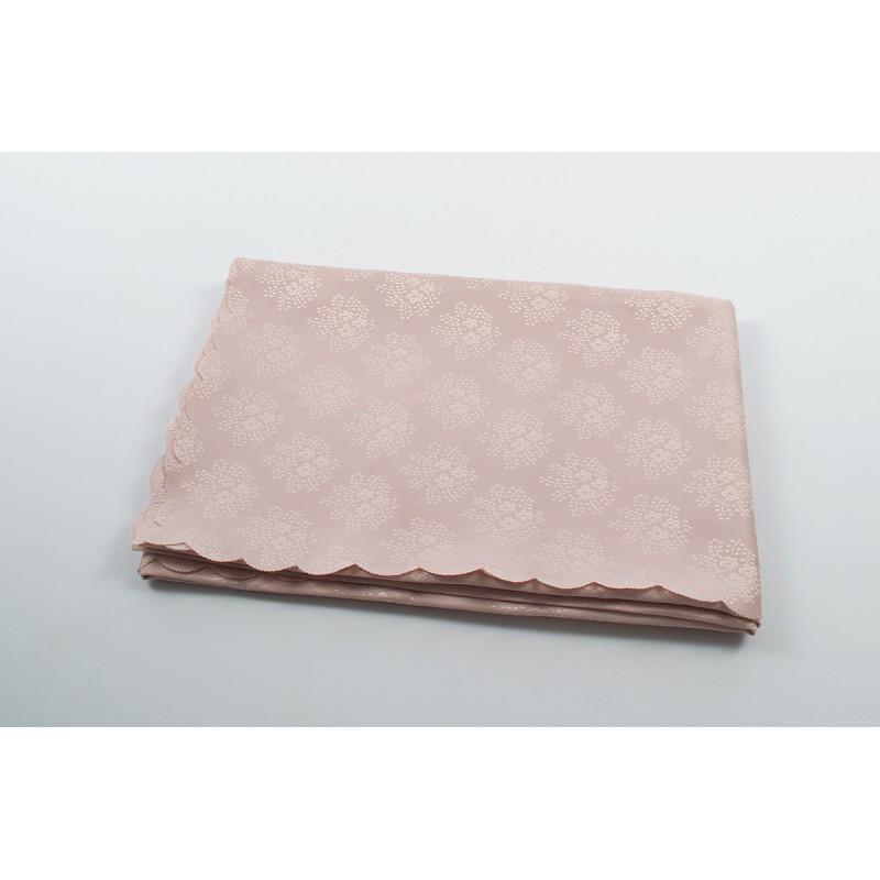 Скатерть Bianca Luna - Shiny розовый 160*160