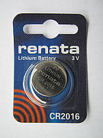 Батарейки Renata CR2016
