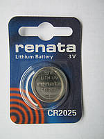 Батарейки Renata CR2025