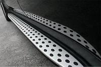 Боковые площадки Оригинальный дизайн - Mercedes GL klass X164