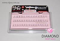 Пучки ресниц Salon Professional medium 12 мм