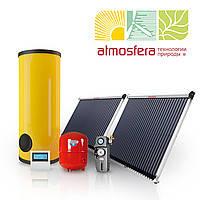 Пакетна пропозиція Atmosfera на 400 л. гарячої води в день для 8-х людей