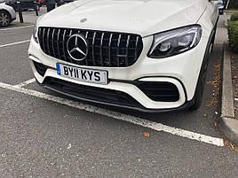 Тюнинг решетка (GT) - Mercedes GLC coupe C253