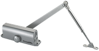 ARMADILLOДоводчик дверной морозостойкий LY4 85 кг (алюминий)