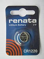 Батарейки Renata CR1220