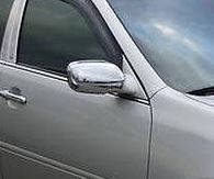 Хром накладки на зеркала Toyota Camry 30 (2002 - 2006)