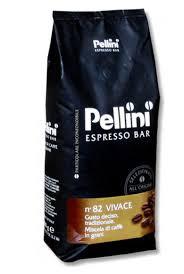 Кава Pellini Espresso Bar № 82 VIVACE в зернах 1 кг (8001685122423)