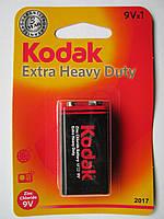 Батарейка Kodak LongLife 9V крона (6F22)