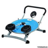 Тренажер MS 0289 для мышц пресса бедер спины 70-68-20см