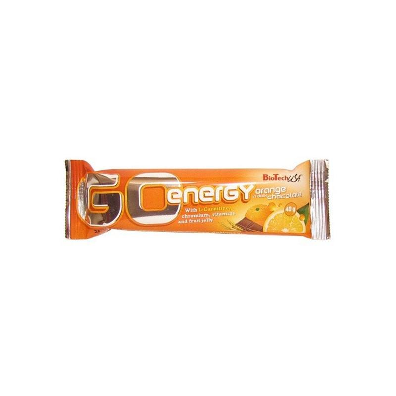 BioTech GO Energy 40 г (шт)