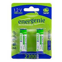 Акумулятор AA 2300mAh EnerGenie 2 шт. в блістері (EG-HR6-2BL/2)